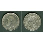 Großbritannien Half Crown 1928  ss