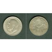 Großbritannien One Florin 1920 ss-