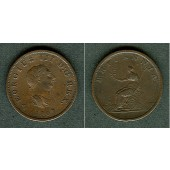 Großbritannien / Great Britain  Half Penny 1807  ss