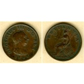 Großbritannien / Great Britain  Farthing 1806  ss+