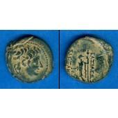 AE21 Bronze Seleukid Kingdom  ss-vz  [129-127 v.Chr.]