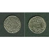 Ungarn Denar 1567 K-B Maximilian  ss-vz