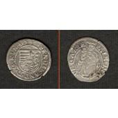 Ungarn Denar 1533 K-B  Ferdinand I.  ss+