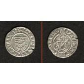 Ungarn Denar 1541 K-B  Ferdinand I.  ss+