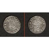 Ungarn Denar 1543 K-B  Ferdinand I.  vz