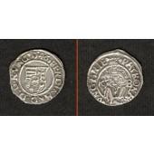 Ungarn Denar 1546 K-B  Ferdinand I.  ss-vz
