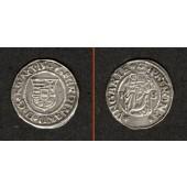Ungarn Denar 1547 K-B  Ferdinand I.  ss+