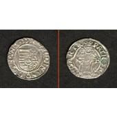 Ungarn Denar 1550 K-B  Ferdinand I.  ss+