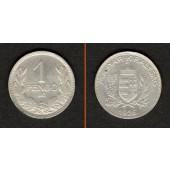 Ungarn 1 PENGÖ (Silber) 1926 BP  vz+/vz-