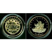 DEUTSCHLAND  Medaille 10 EURO 1997  PP