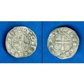 Kreuzfahrer Fürstentum Antiochia 1 Denier  ss  [1163-1201]