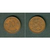 FINNLAND 10 Penniä 1930  vz+