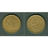 FINNLAND 50 Markkaa 1952  ss/ss+
