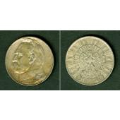 POLEN 5 Zlotych 1936  f.vz