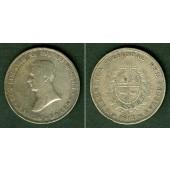 URUGUAY 50 Centesimos 1917  s-ss