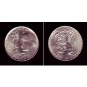 TSCHECHOSLOWAKEI / CSSR 25 Kronen 1965  vz+