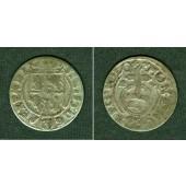 POLEN Dreipölker (1/24 Taler) 1623  s