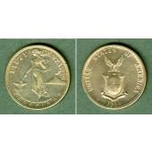 PHILIPPINEN / FILIPINAS (USA) 50 Centavos 1944  SILBER  ss+
