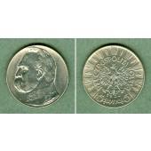 POLEN 5 Zlotych 1936  vz