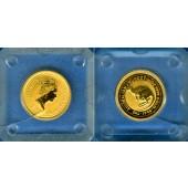 AUSTRALIA / AUSTRALIEN 5 Dollars GOLD  Kangaroo  1994  ST