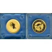 AUSTRALIA / AUSTRALIEN 5 Dollars GOLD  Kangaroo  1996  ST