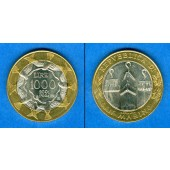 SAN MARINO 1000 Lire 2001 R  vz-st