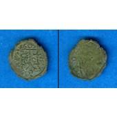 POLEN Fraustadt 1 Pfennig 1609  ss+  selten!
