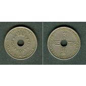 NORWEGEN 1 Krone 1925  ss-vz