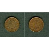 DÄNEMARK 1/2 Skilling 1857  vz-stgl.