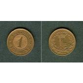 DÄNEMARK 1 Skilling 1856  vz-stgl.