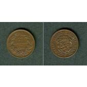 LUXEMBURG 2 1/2 Centimes 1908  vz+