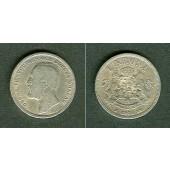 SCHWEDEN 1 Krone 1904  s-ss