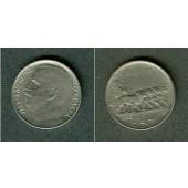 ITALIEN 50 Centesimi 1925  ss+  selten