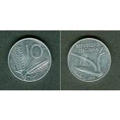 ITALIEN 10 Lire 1952 R  f.stgl.