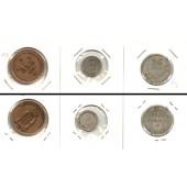 Lot:  SCHWEDEN 3x Münzen  2 10 25 Öre  [1859-1910]