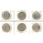 Lot:  SCHWEDEN 3x Münzen  1 Krone  [1945-1962]