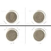 Lot:  HAITI 2x Münzen  5 Centimes  [1904-1905]
