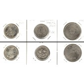 Lot:  JAPAN 3x Münzen  100 Yen  [1964-1970]