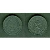 BELGIEN 10 Centimes 1915  vz+