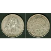 MEXIKO / MEXICO 100 Pesos 1978  SILBER  vz-st