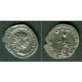Caius Messius Quintus TRAJANUS DECIUS  Antoninian  ss-vz  selten  [249-251]