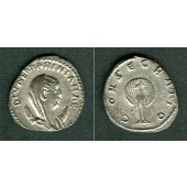 Egnatia MARINIANA  Antoninian  extrem selten!  vz/f.vz  [256-257]