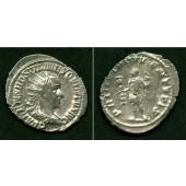 Caius Valens HOSTILIANUS Messius Quintus  Antoninian  ss-vz  selten  [251]