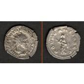 Caius Messius Quintus TRAJANUS DECIUS  Antoninian  f.vz/ss-vz  selten  [249-251]