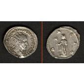 Caius Messius Quintus TRAJANUS DECIUS  Antoninian  ST  [249-251]