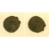 C. M. Piavonius VICTORINUS  Antoninian  ss+  [268-270]