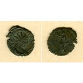 C. M. Piavonius VICTORINUS  Antoninian  vz/ss+  [268-270]