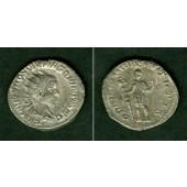 Caius Valens HOSTILIANUS Messius Quintus  Antoninian  ss+  selten  [251]