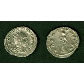 Caius Messius Quintus TRAJANUS DECIUS  Antoninian  f.vz  selten  [249-251]