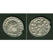Caius Publius Licinius VALERIANUS I.  Antoninian  f.vz/ss+  [257]